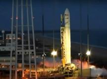Американская ракета Antares с российским двигателем не донесла до МКС дорогостоящий груз