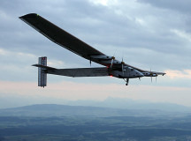 На первый в истории полет на солнечныхбатареях требуется 150 дней