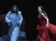 Мединскому пожаловались на новый «Тангейзер»: голые бабы, матерщина, царь-карлик
