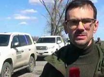 Раненого в Донбассе журналиста доставят в Россию на реанимобиле