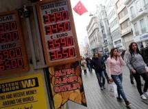 Вести Экономика ― Турецкая лира усилила падение