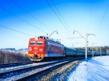 Вести Экономика ― РЖД в 2016 г. увеличили перевозку грузов, пассажиров