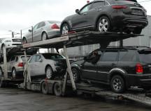 Автовозы, перегон, ж/д сетка. Перевозка легковых автомобилей.